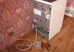 Подключение электроплиты. Ульяновские электрики.