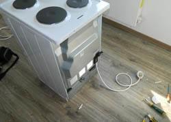 Установка, подключение электроплит город Ульяновск